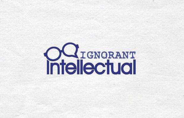 Ignorant Intellectual Logo Design -page-001