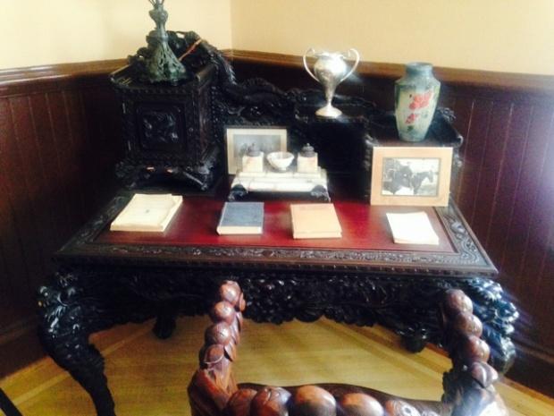Hand carved original furniture